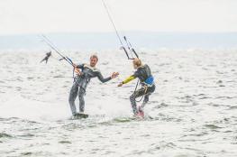 Jurata Atrakcja Kitesurfing Surf Bonjo