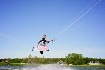 Chałupy Atrakcja Kitesurfing FunKite