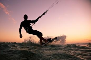 Chałupy Atrakcja Kitesurfing Easy Surf Center