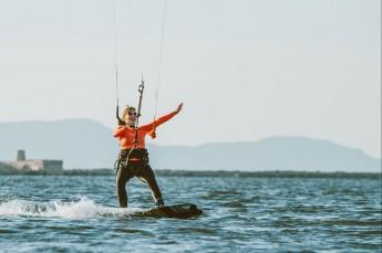 Chałupy Atrakcja Kitesurfing Kite.pl