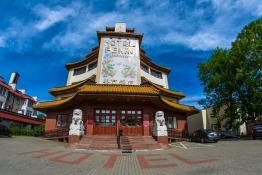 Władysławowo Nocleg Hotel Pekin